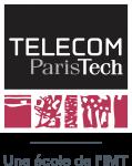 Logo of Moodle, @ Télécom Paris